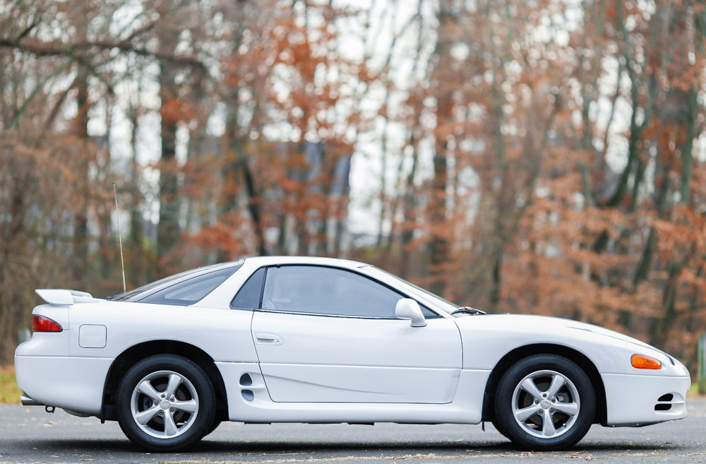 1996 Mitsubishi 3000GT Base Coupe 2-Door: 1996 Mitsubishi 3000GT Super Low 45K miles Florida Car Serviced Cd Changer Rare